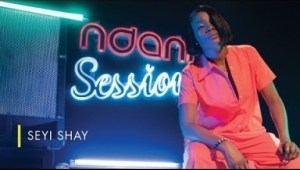 Video: Seyi Shay Performs An Acoustic Version of One Love on Ndani Sessions